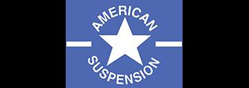 American Suspension Logo