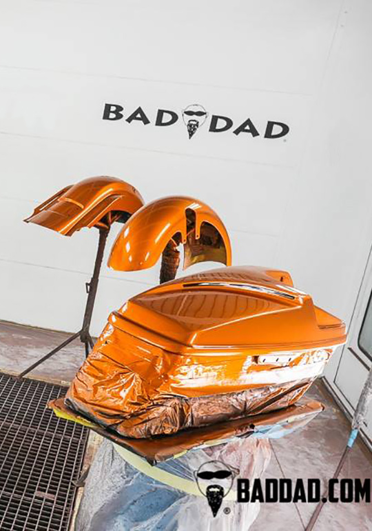 Bad Dad Front Fenders