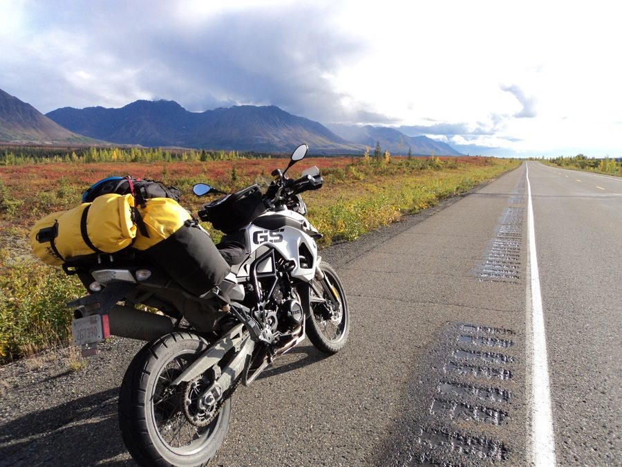 Preparing Yourself & Your Motorcycle For A Long Trip