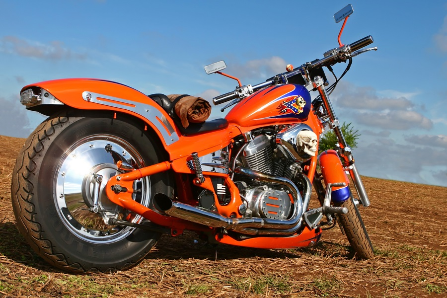 tips to trick out harley davidson